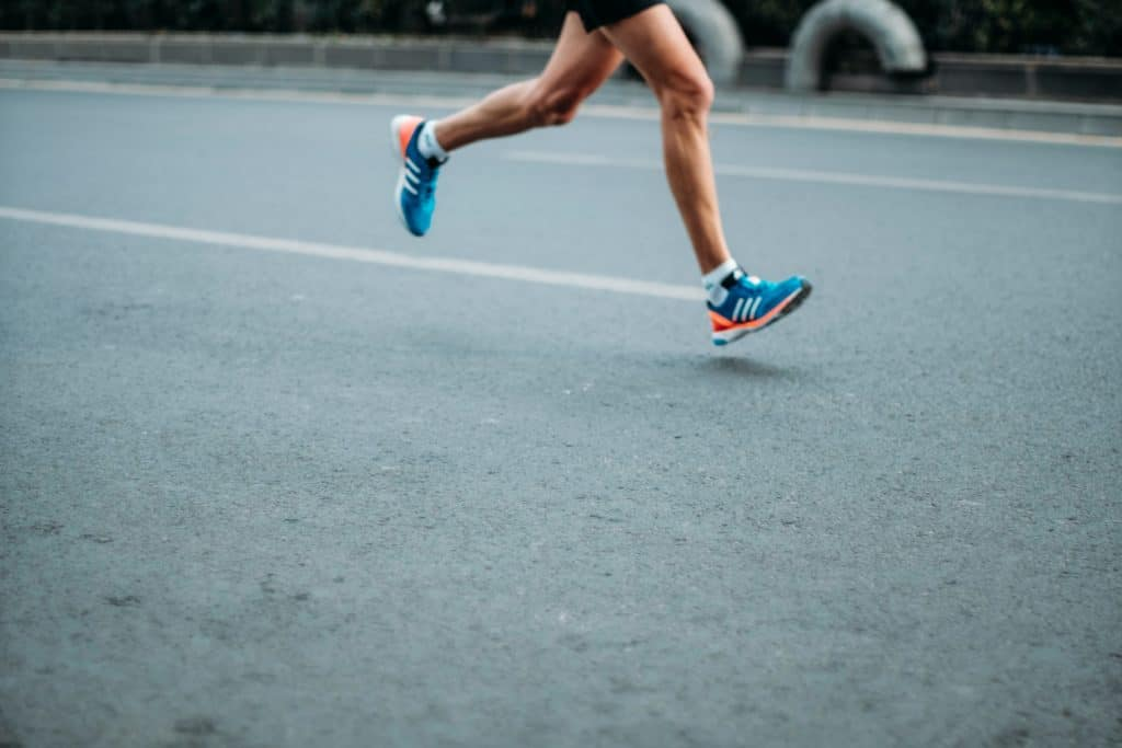 running guidelines for better performance